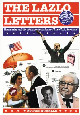 The Lazlo Letters Cover