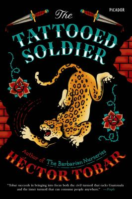 The Tattooed Soldier: A Novel Cover Image