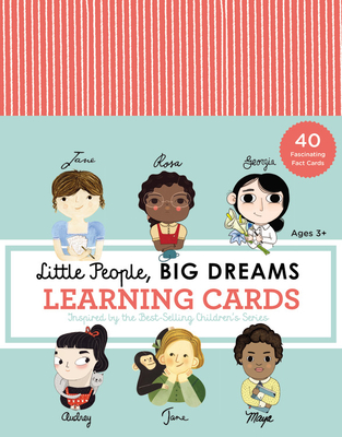 Little People, BIG DREAMS Learning Cards: 40 Fascinating Fact Cards Cover Image