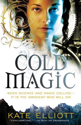 Cover for Cold Magic (The Spiritwalker Trilogy #1)