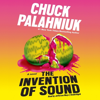 The Invention of Sound Cover Image