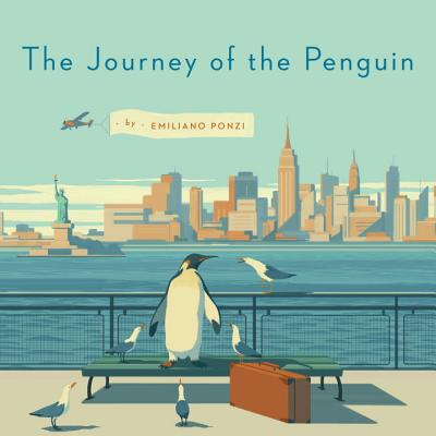 The Journey of the Penguin Cover Image