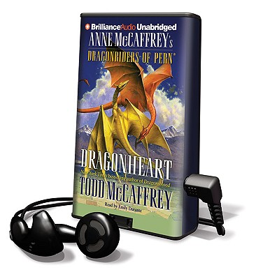 Dragonheart [With Earbuds] (Playaway Adult Fiction) Cover Image