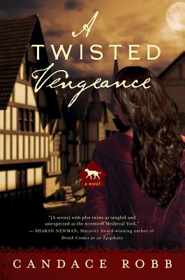 A Twisted Vengeance: A Kate Clifford Novel Cover Image