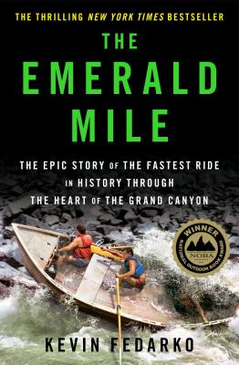 The Emerald Mile Cover
