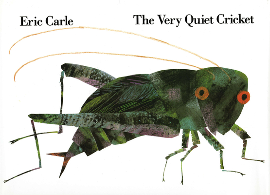 The Very Quiet Cricket Cover Image