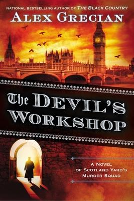 The Devil's Workshop (Scotland Yard's Murder Squad #3) Cover Image