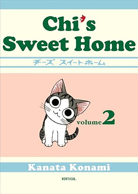 Chi's Sweet Home, Volume 2 Cover
