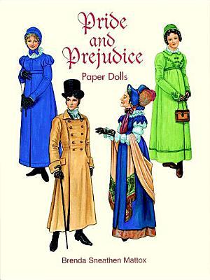 Pride and Prejudice Paper Dolls Cover Image