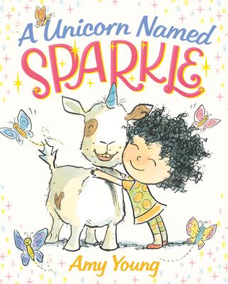 A Unicorn Named Sparkle Cover