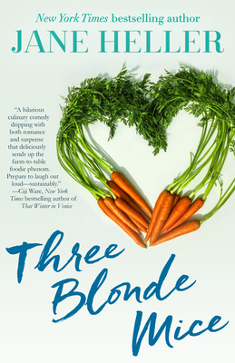 Three Blonde Mice Cover