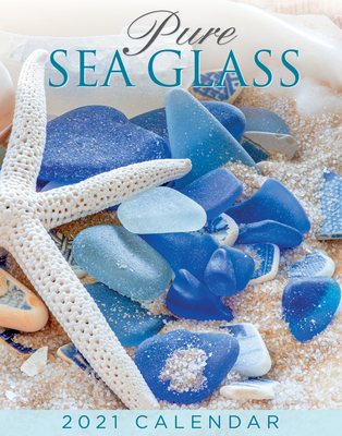 Pure Sea Glass 2021 Calendar Cover Image