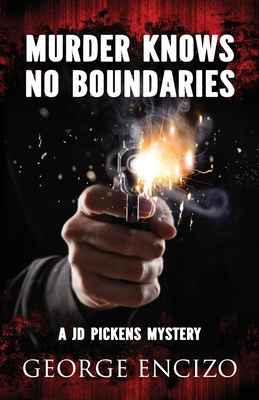 Cover for Murder Knows No Boundaries
