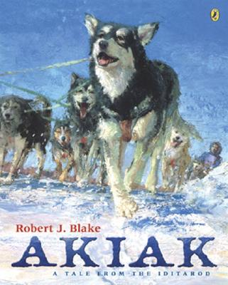 Akiak: A Tale From the Iditarod Cover Image