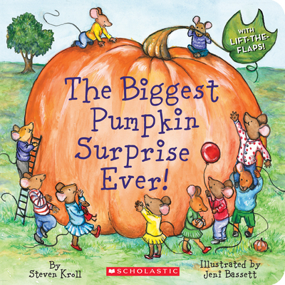 The Biggest Pumpkin Surprise Ever! Cover