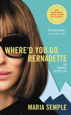 Where'd You Go Bernadette cover image