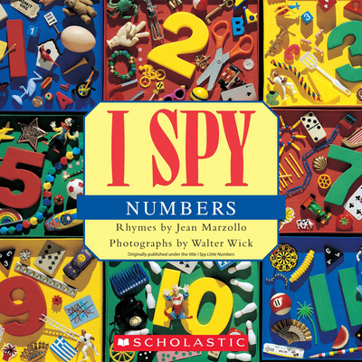 I Spy Numbers Cover Image
