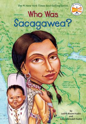 Who Was Sacagawea? (Who Was?) Cover Image