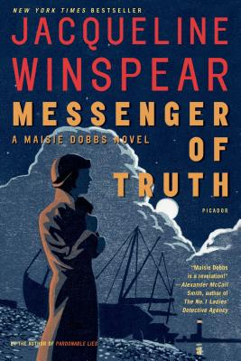 Messenger of Truth (Maisie Dobbs Mysteries) Cover Image