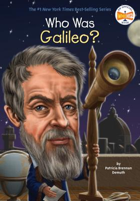 Who Was Galileo? (Who Was?) Cover Image