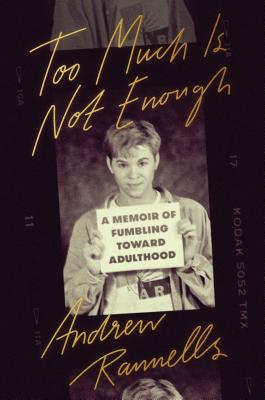 Too Much Is Not Enough book cover