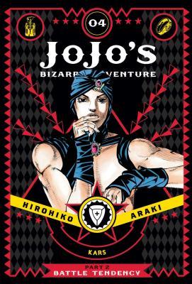 JoJo's Bizarre Adventure: Part 2--Battle Tendency, Vol. 4 (JoJo's Bizarre Adventure: Part 2--Battle Tendency) Cover Image