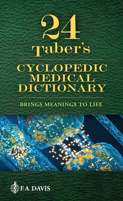 Taber's Cyclopedic Medical Dictionary Cover Image