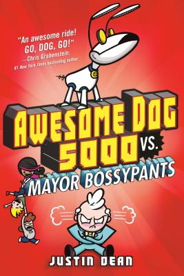Awesome Dog 5000 book cover