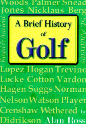 Brief History of Golf Cover