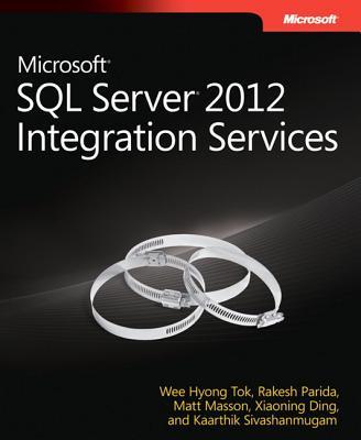 Microsoft SQL Server 2012 Integration Services Cover Image