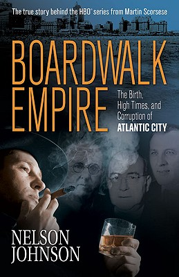 Boardwalk Empire Cover