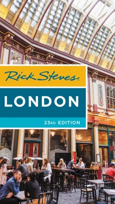 Rick Steves London Cover Image