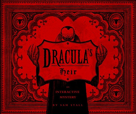 Cover for Dracula's Heir (Interactive Mysteries #2)