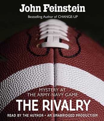 The Rivalry: Mystery at the Army-Navy Game (The Sports Beat, 5) Cover Image