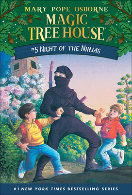 Night of the Ninjas (Magic Tree House #5) Cover Image