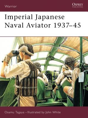 Imperial Japanese Naval Aviator 1937-45 Cover