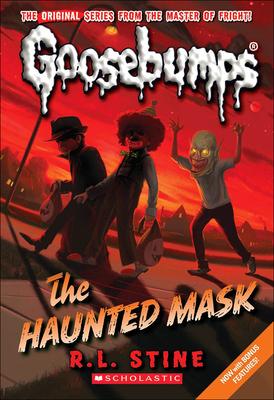 Haunted Mask (Goosebumps #11) Cover Image
