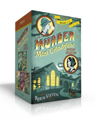 A Murder Most Unladylike Mystery Collection: Murder Is Bad Manners; Poison Is Not Polite; First Class Murder; Jolly Foul Play; Mistletoe and Murder (A Wells & Wong Mystery) Cover Image