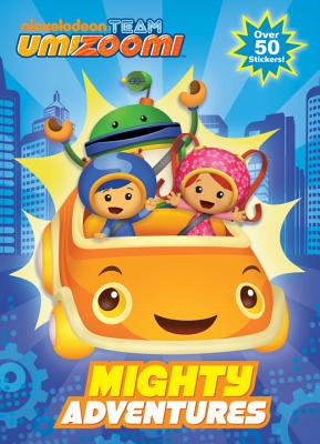 Team Umizoomi: Mighty Adventures Cover Image
