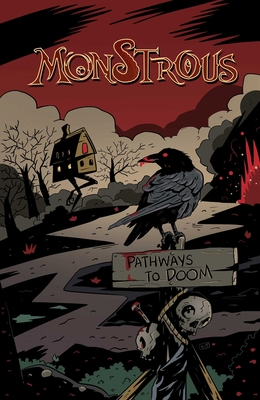 Monstrous: Pathways to Doom Cover Image