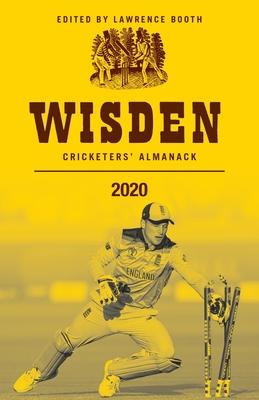 Wisden Cricketers' Almanack 2020 Cover Image