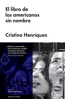 El libro de los americanos sin nombre Cover Image