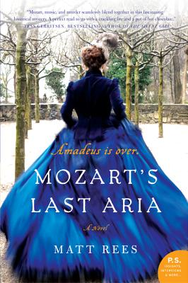 Mozart's Last Aria Cover