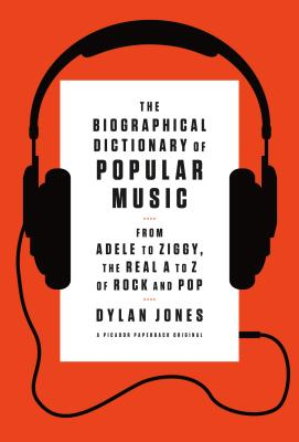 The Biographical Dictionary of Popular Music Cover
