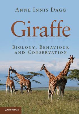 Cover for Giraffe