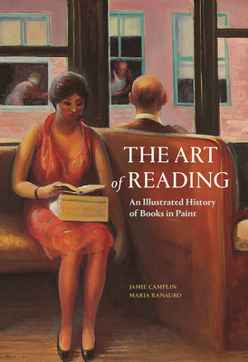 The Art of Reading: An Illustrated History of Books in Paint Cover Image
