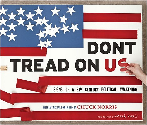 Don't Tread on Us! Cover