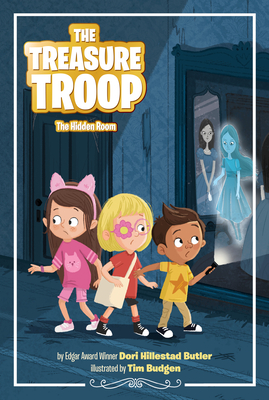 The Hidden Room #2 (The Treasure Troop #2) Cover Image