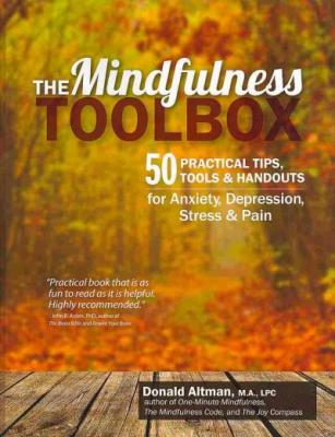 The Mindfulness Toolbox Cover