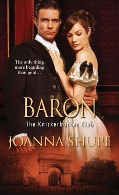 Baron (The Knickerbocker Club #2) Cover Image